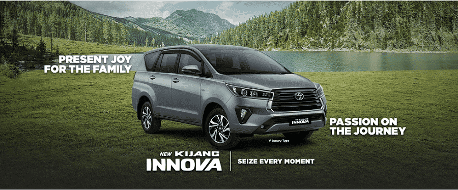 New Kijang Innova Facelift